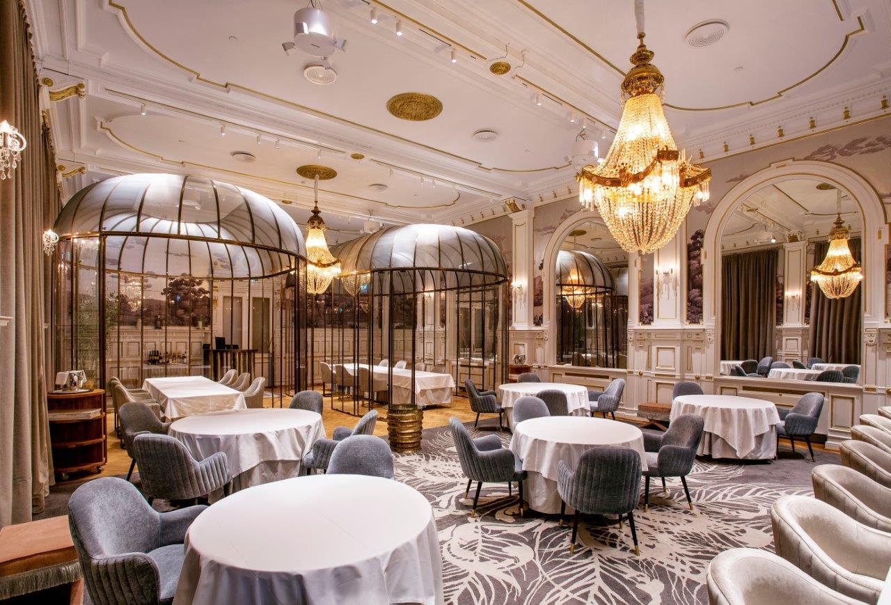 5-Star Grand Dame Britannia Hotel