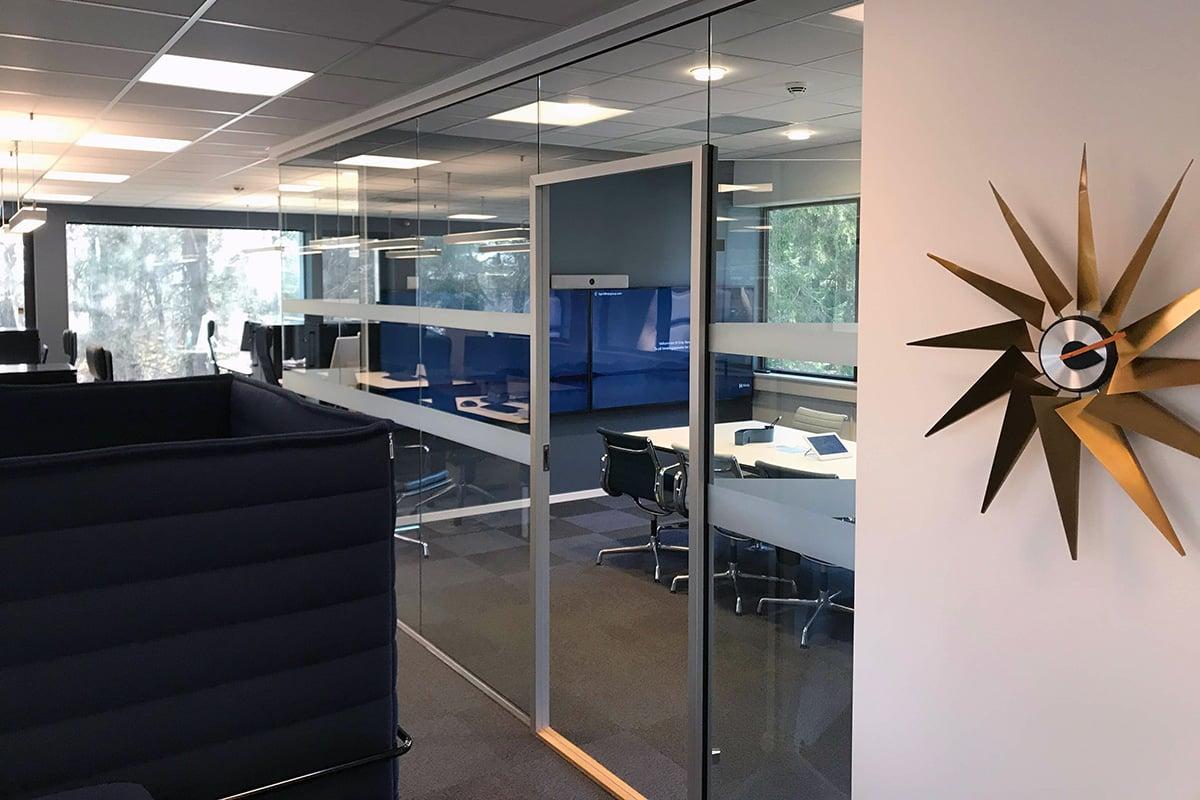 Kinly Bergen kontor
