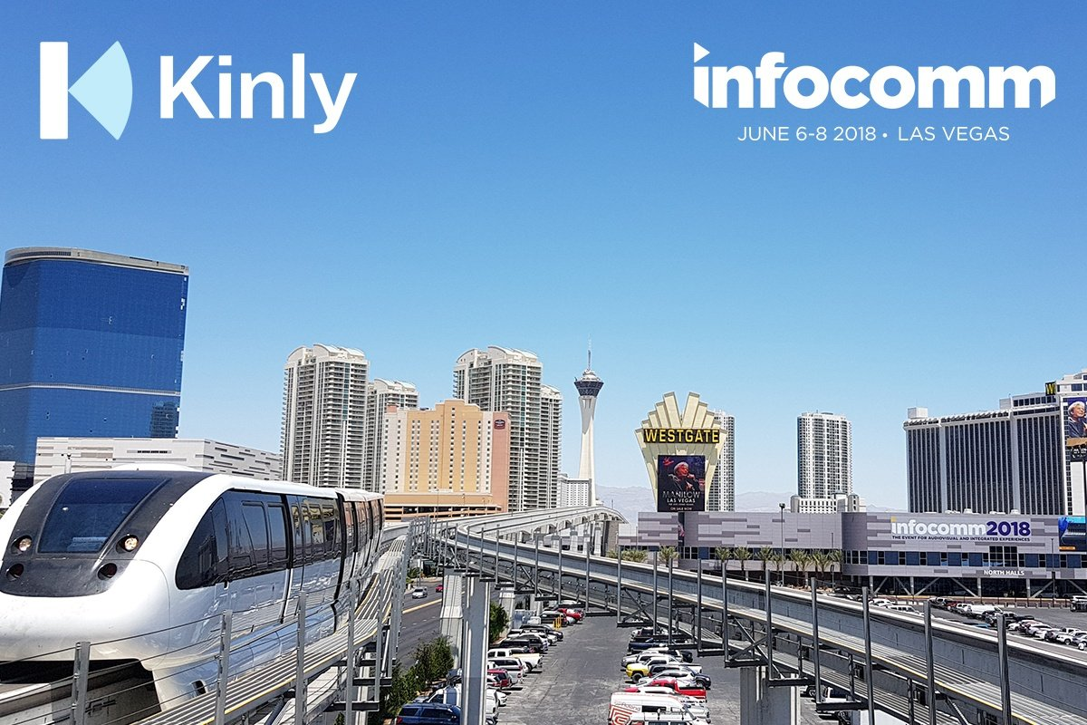Kinly Infocomm2018 Blog