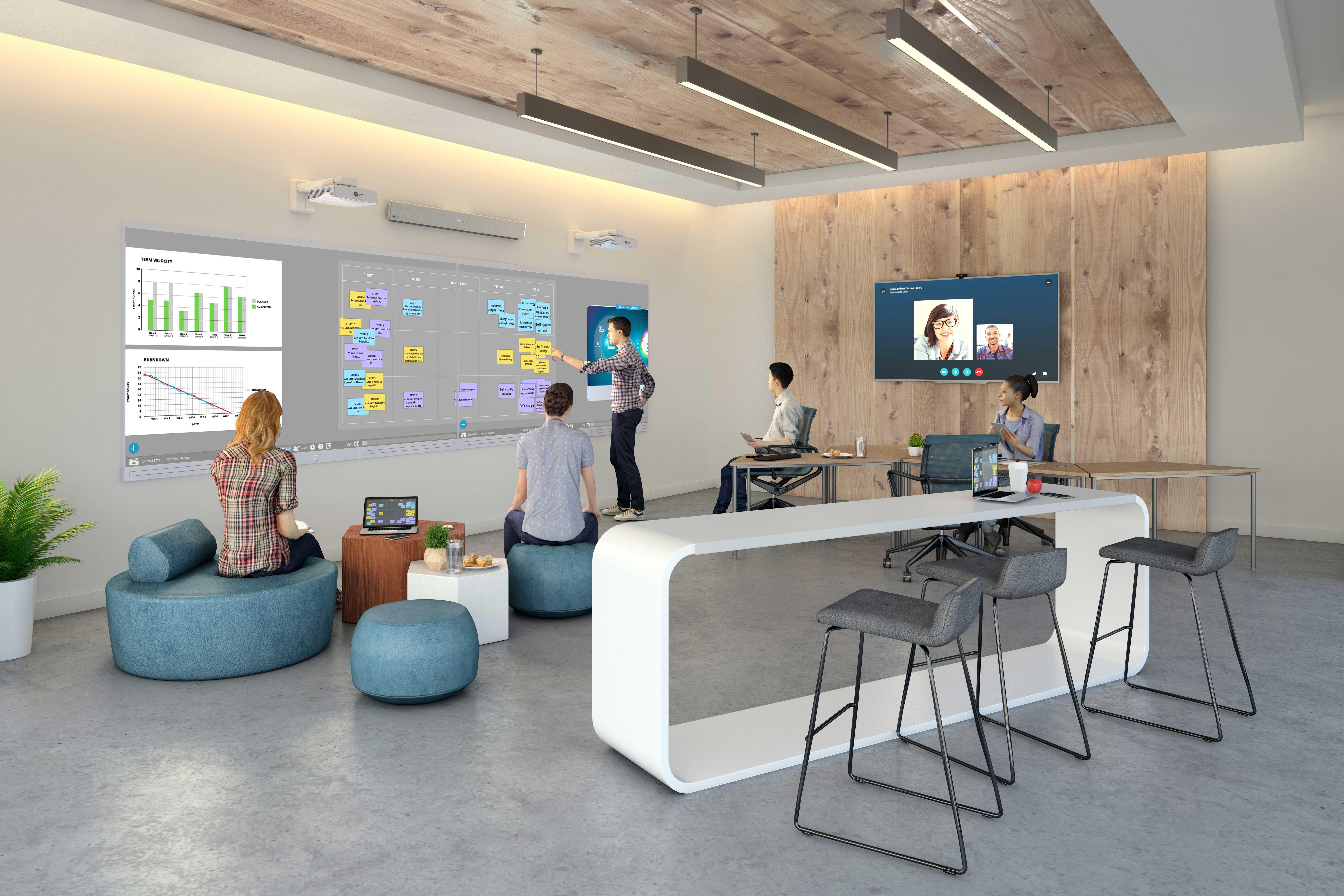 Nureva Span Workspace