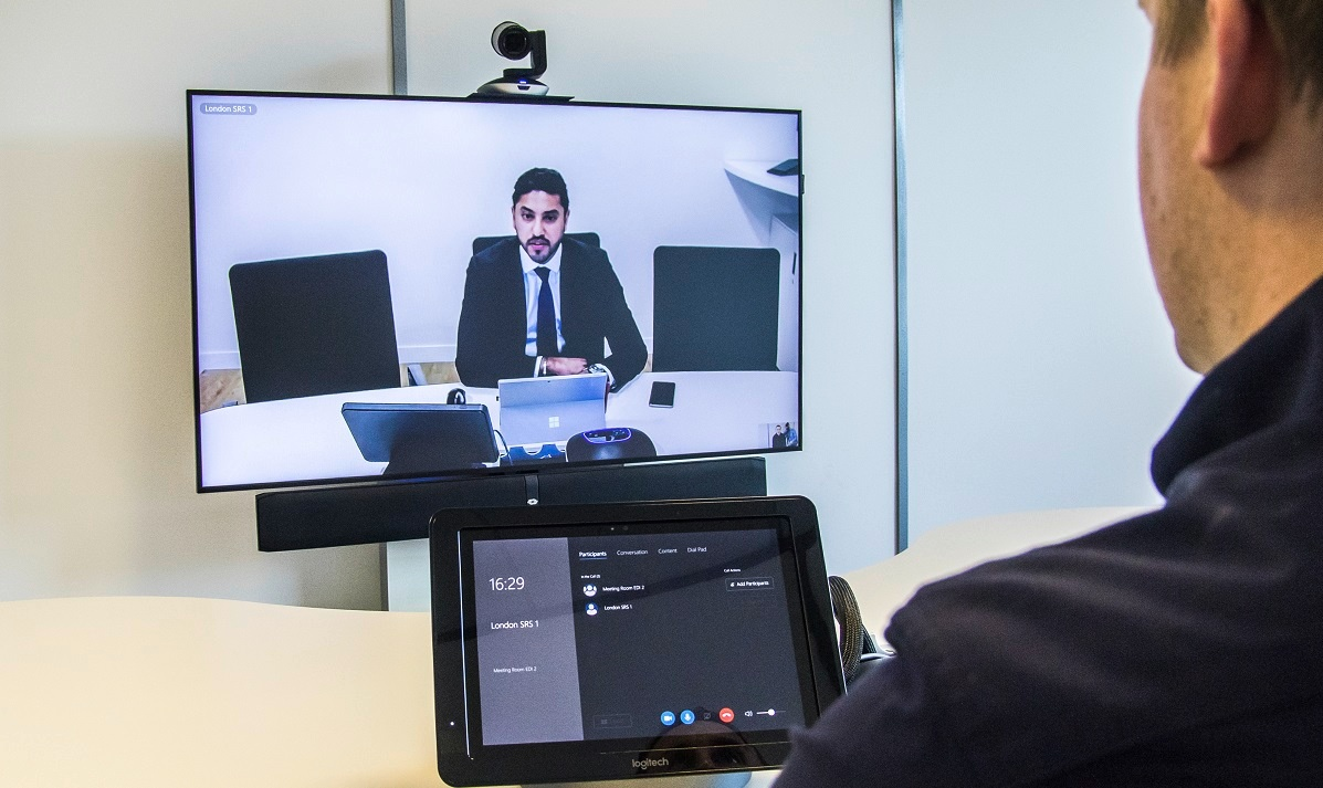 a3c12162945 Skype Room Systems simplify the S4B meeting room experience