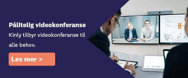 Videokonferanse CTA-1