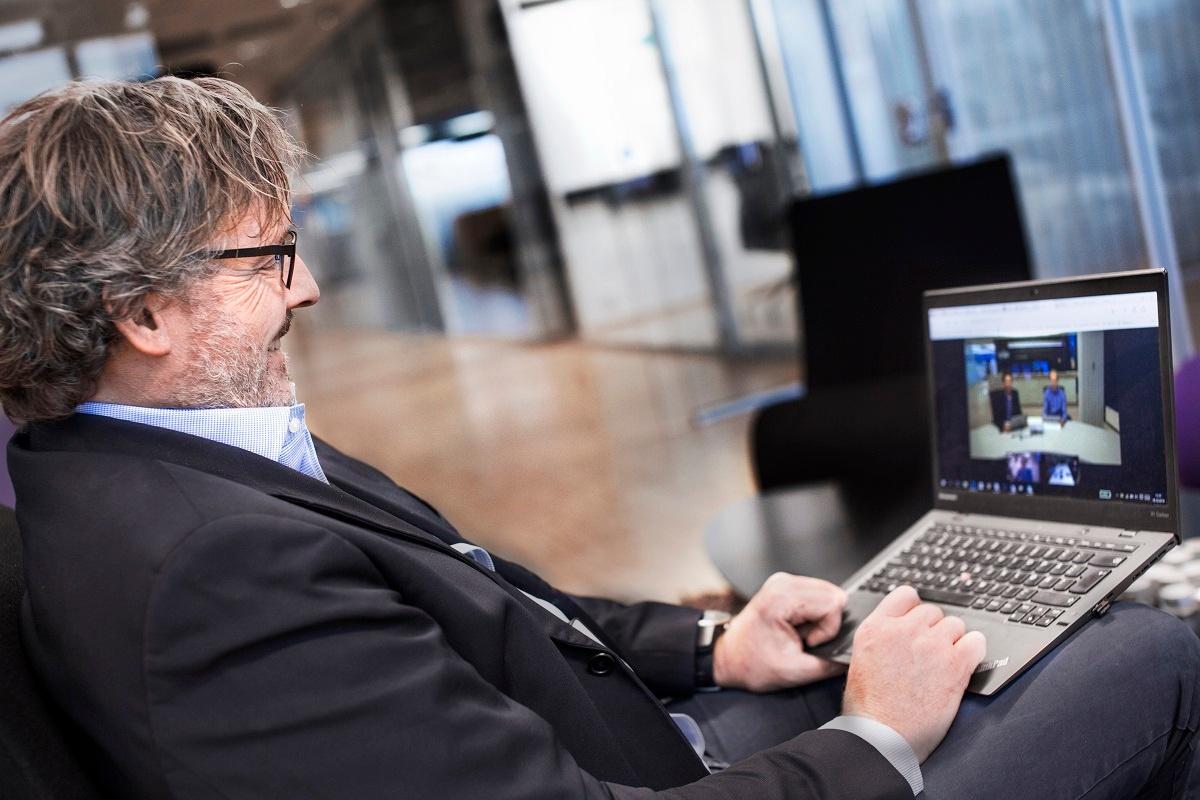 Derfor foretrekker vi personlige virtuelle møterom