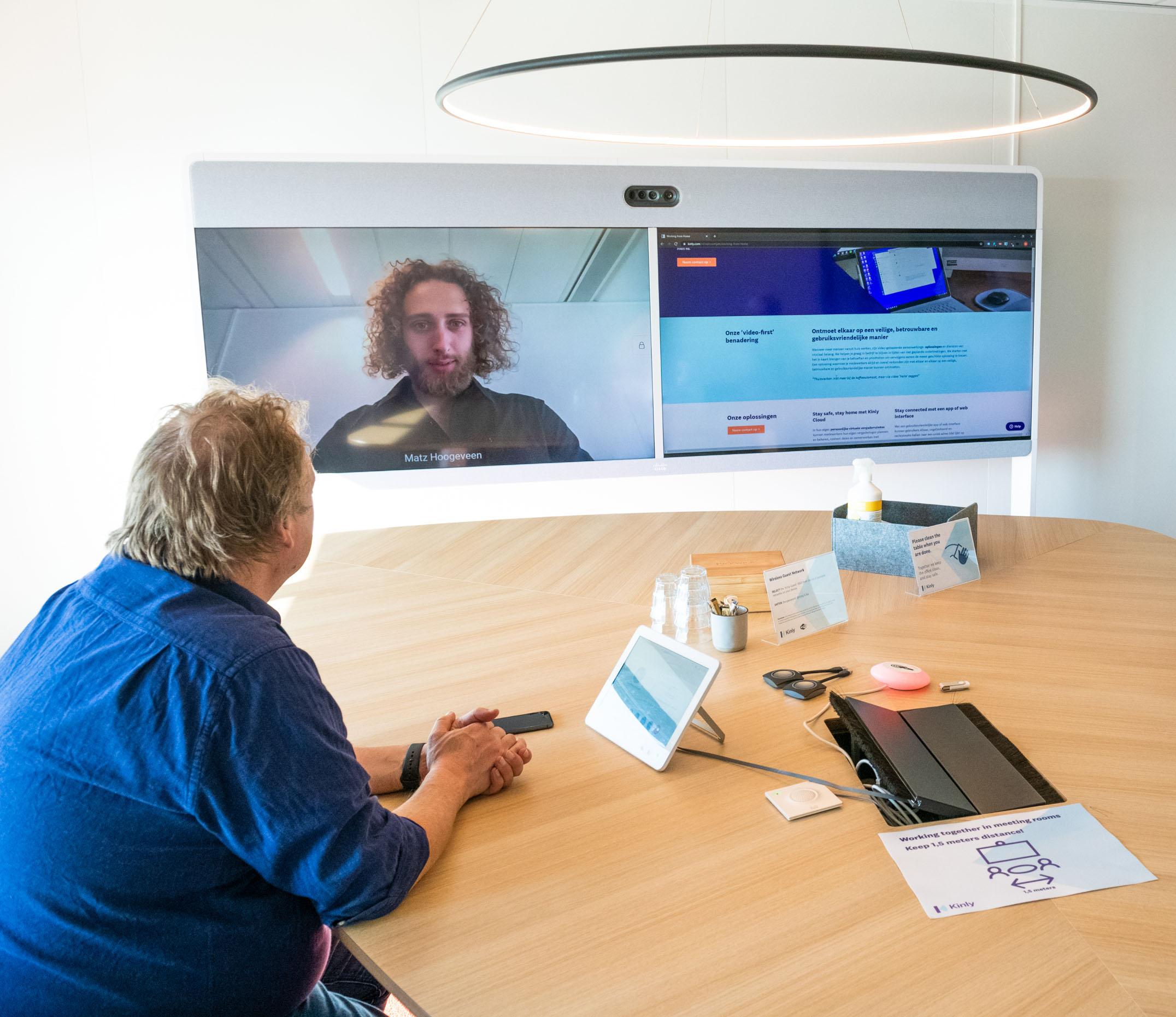 De virtuele component van werk