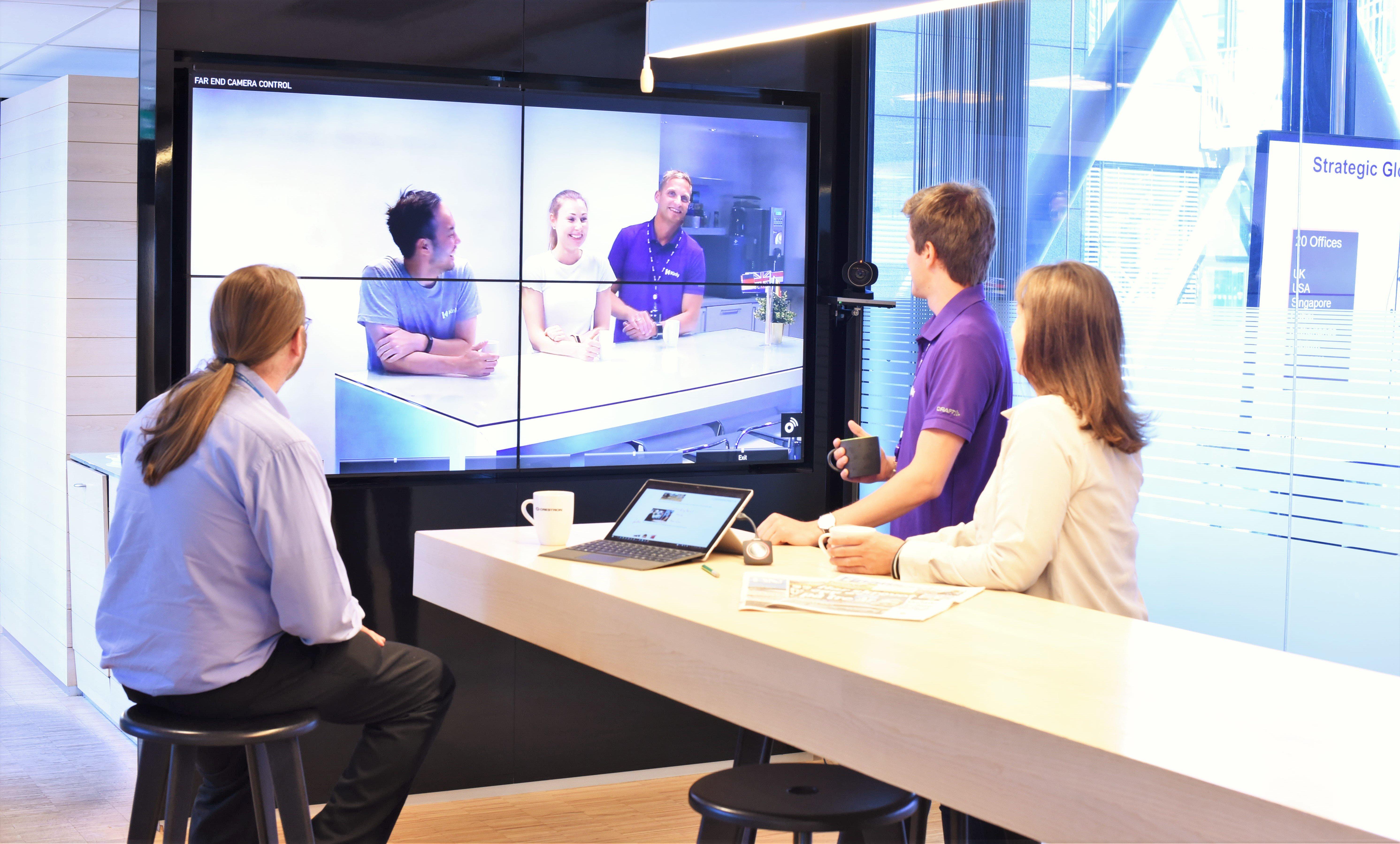 Waarom zowel de virtuele als fysieke werkplek nodig is om de best mogelijke werkervaring te creëren