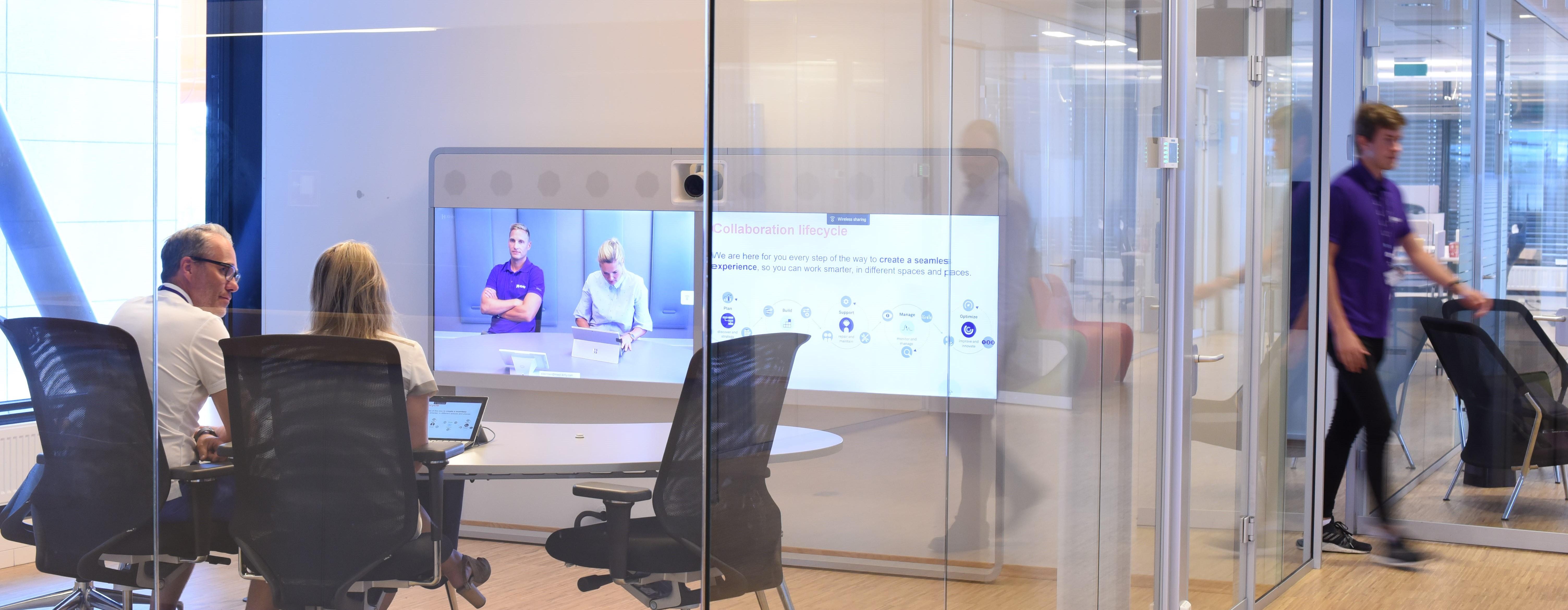 De perfecte omgeving voor zakelijk videovergaderen creëren