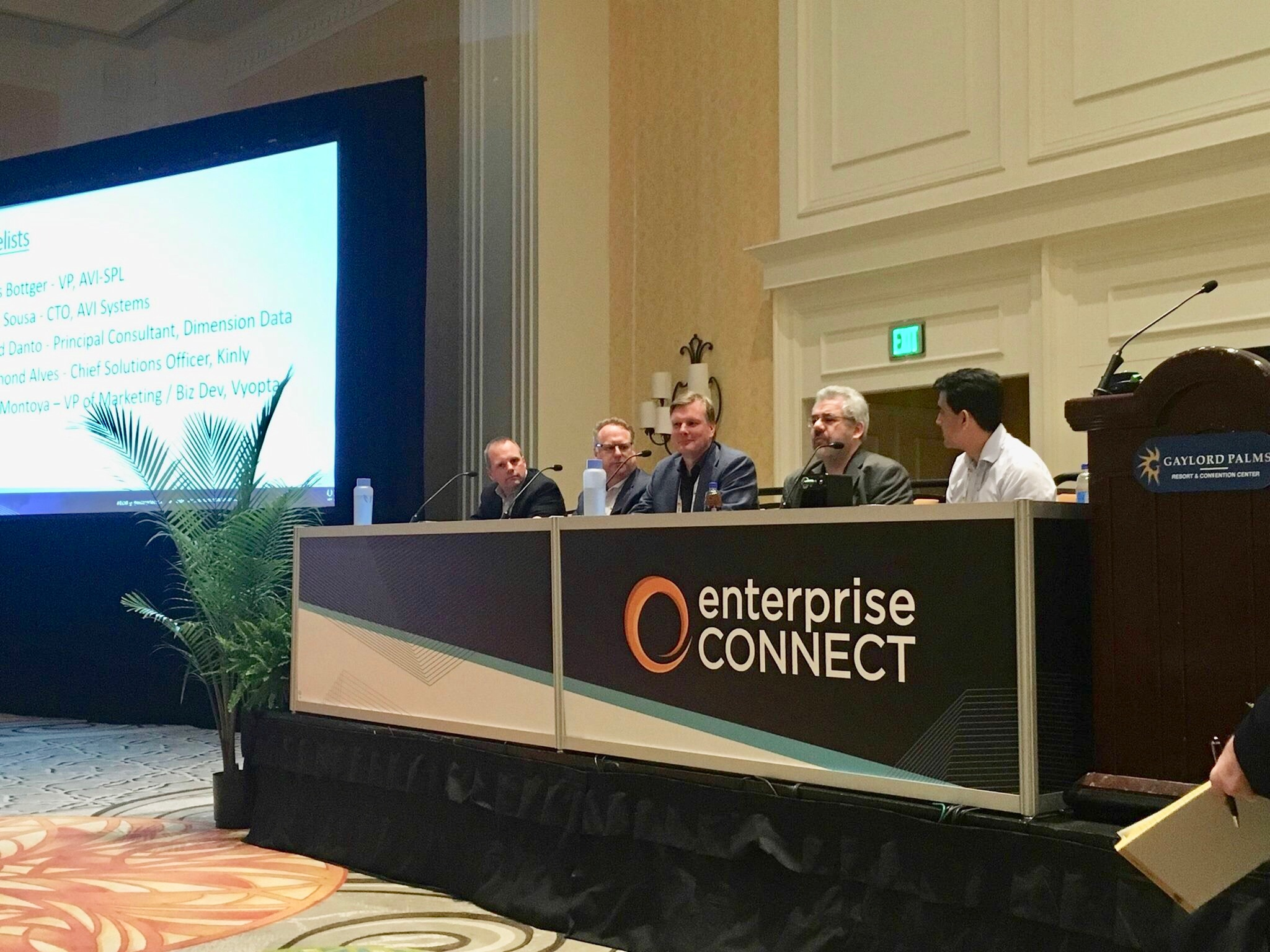 Enterprise Connect 2018 report - what we learned...
