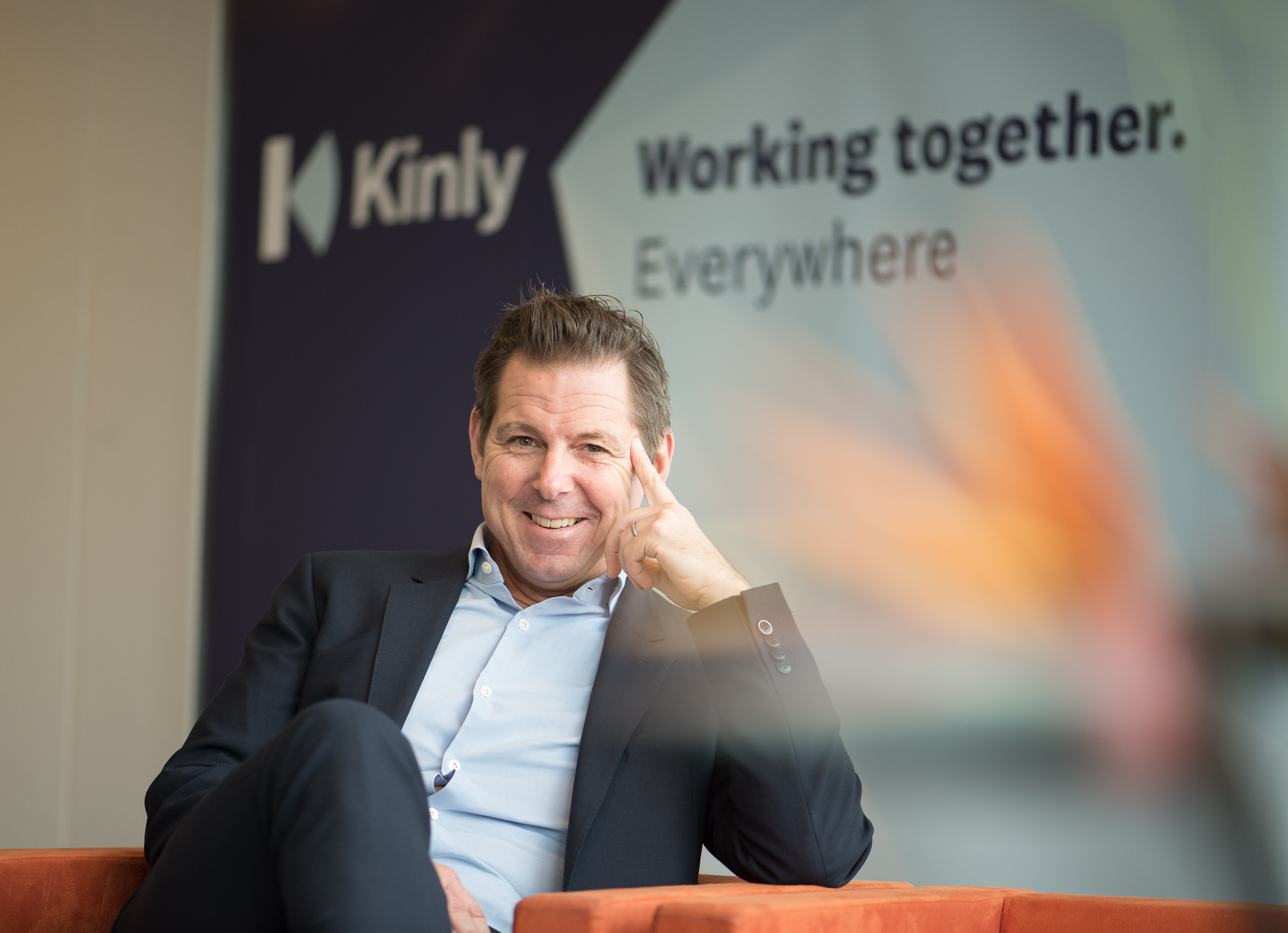 Kinly announces Magnus Ekerot as new CEO