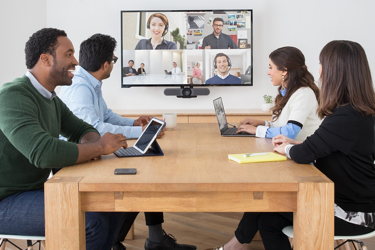 Considerations for deploying huddle rooms