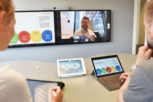 Hoe DFN in staat was om hun video conferencing services bij Kinly snel op te schalen