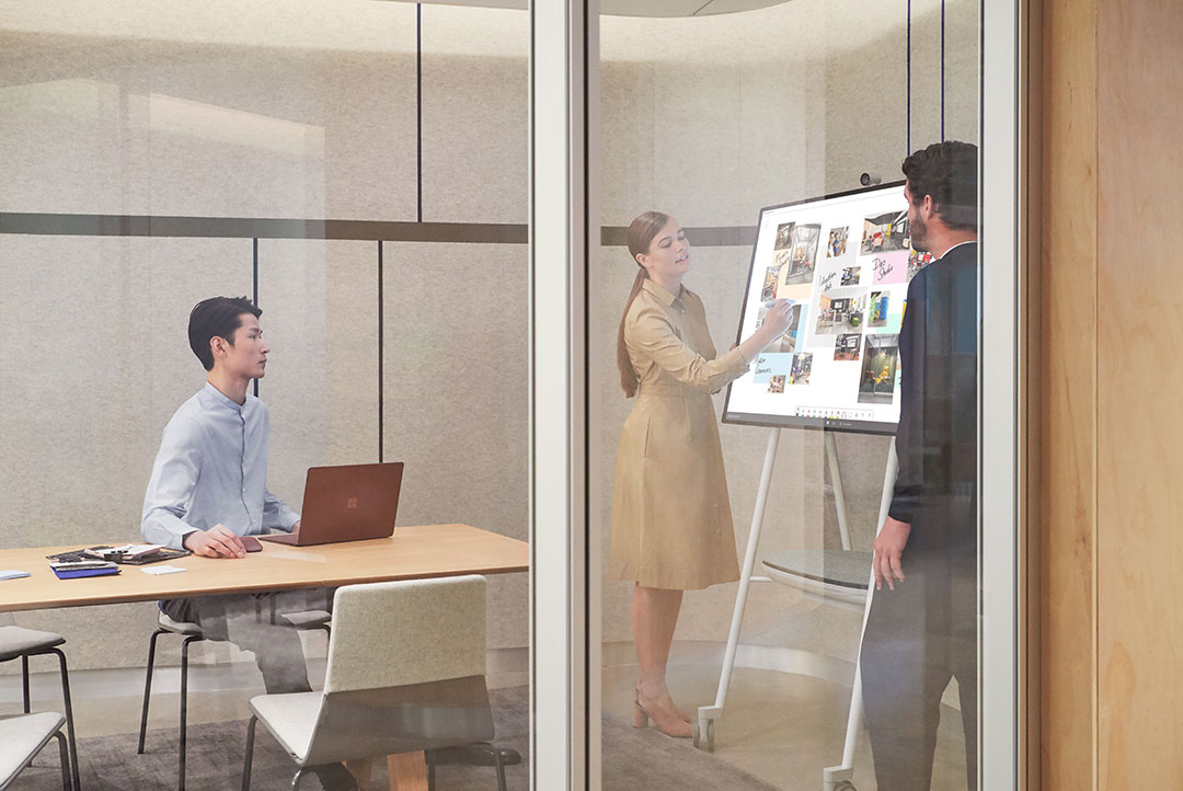 Microsoft onthult Surface Hub 2-details op NYC Event