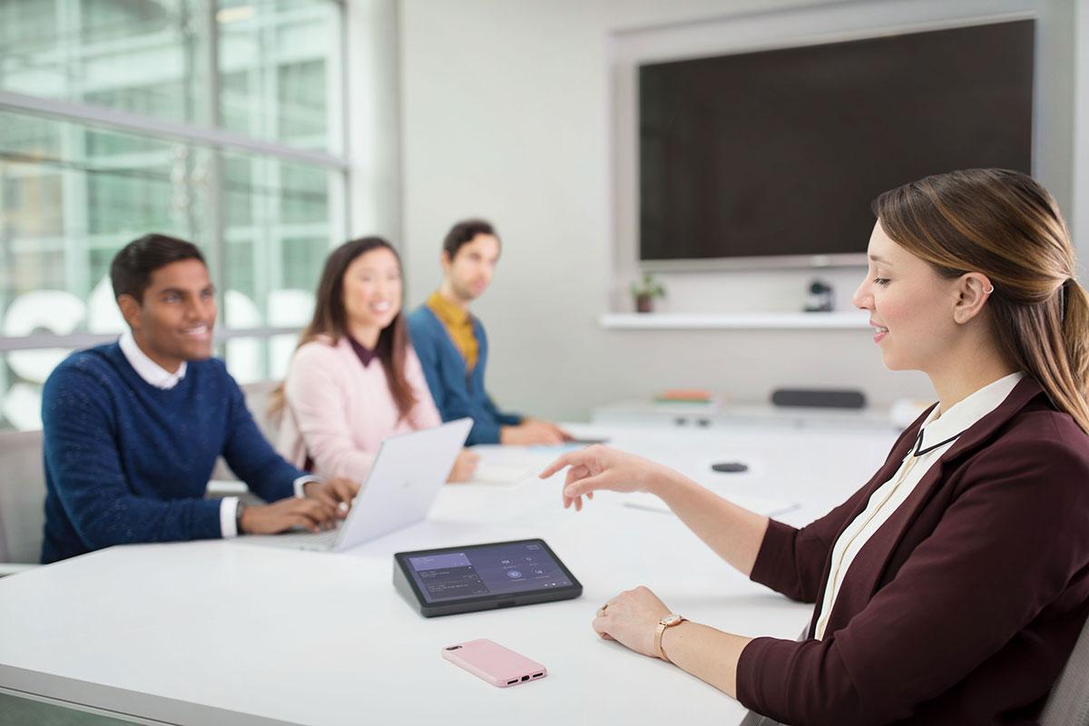 Effectieve videovergaderingen met Microsoft Teams Rooms